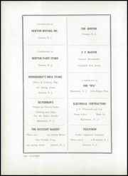 Page 72, 1948 Edition, Blairstown High School - Amicitiae Yearbook (Blairstown, NJ) online yearbook collection