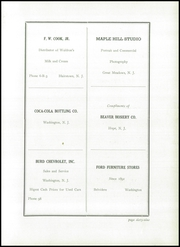 Page 73, 1948 Edition, Blairstown High School - Amicitiae Yearbook (Blairstown, NJ) online yearbook collection
