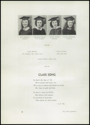 Page 10, 1946 Edition, Barnegat High School - Lighthouse Yearbook (Barnegat, NJ) online yearbook collection