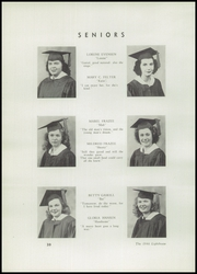 Page 12, 1946 Edition, Barnegat High School - Lighthouse Yearbook (Barnegat, NJ) online yearbook collection