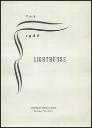 Page 5, 1946 Edition, Barnegat High School - Lighthouse Yearbook (Barnegat, NJ) online yearbook collection