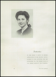 Page 6, 1946 Edition, Barnegat High School - Lighthouse Yearbook (Barnegat, NJ) online yearbook collection
