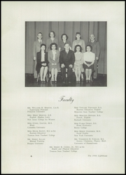 Page 8, 1946 Edition, Barnegat High School - Lighthouse Yearbook (Barnegat, NJ) online yearbook collection