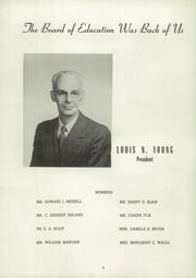 Page 10, 1947 Edition, Lambertville High School - Hiltopia Yearbook (Lambertville, NJ) online yearbook collection