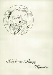 Page 14, 1947 Edition, Lambertville High School - Hiltopia Yearbook (Lambertville, NJ) online yearbook collection