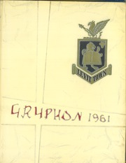 1961 Edition, Levittown High School - Gryphon Yearbook (Willingboro, NJ)