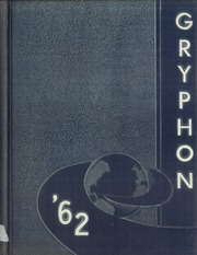 1962 Edition, Levittown High School - Gryphon Yearbook (Willingboro, NJ)