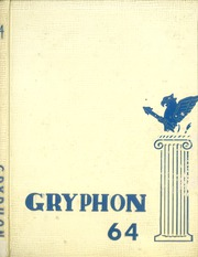 1964 Edition, Levittown High School - Gryphon Yearbook (Willingboro, NJ)