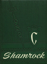 1952 Edition, Closter High School - Shamrock Yearbook (Closter, NJ)