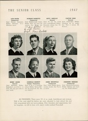 Page 13, 1947 Edition, Egg Harbor High School - Laurel Yearbook (Egg Harbor City, NJ) online yearbook collection