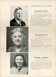 Page 8, 1947 Edition, Egg Harbor High School - Laurel Yearbook (Egg Harbor City, NJ) online yearbook collection