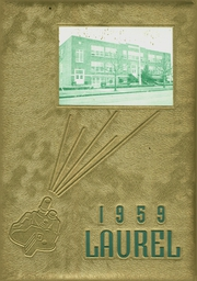 1959 Edition, Egg Harbor High School - Laurel Yearbook (Egg Harbor City, NJ)
