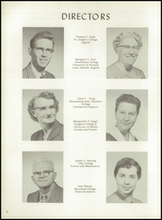 Page 12, 1959 Edition, Egg Harbor High School - Laurel Yearbook (Egg Harbor City, NJ) online yearbook collection
