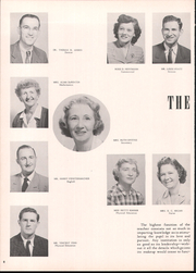 Page 10, 1953 Edition, Atlantic Highlands High School - Atrecall Yearbook (Atlantic Highlands, NJ) online yearbook collection