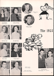 Page 12, 1953 Edition, Atlantic Highlands High School - Atrecall Yearbook (Atlantic Highlands, NJ) online yearbook collection