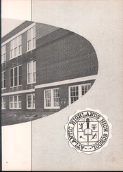 Page 7, 1953 Edition, Atlantic Highlands High School - Atrecall Yearbook (Atlantic Highlands, NJ) online yearbook collection