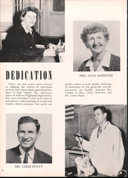 Page 8, 1953 Edition, Atlantic Highlands High School - Atrecall Yearbook (Atlantic Highlands, NJ) online yearbook collection
