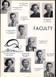 Page 10, 1956 Edition, Atlantic Highlands High School - Atrecall Yearbook (Atlantic Highlands, NJ) online yearbook collection
