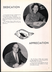 Page 7, 1956 Edition, Atlantic Highlands High School - Atrecall Yearbook (Atlantic Highlands, NJ) online yearbook collection