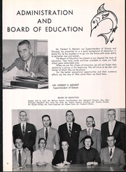 Page 9, 1956 Edition, Atlantic Highlands High School - Atrecall Yearbook (Atlantic Highlands, NJ) online yearbook collection