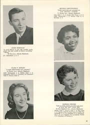 Page 17, 1958 Edition, Atlantic Highlands High School - Atrecall Yearbook (Atlantic Highlands, NJ) online yearbook collection