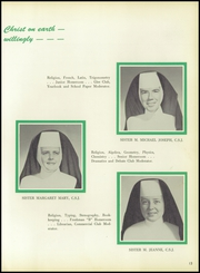 Page 17, 1960 Edition, St James High School - Golden Ray Yearbook (Penns Grove, NJ) online yearbook collection