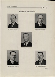 Page 13, 1947 Edition, Hampton High School - Breeze Yearbook (Hampton, NJ) online yearbook collection