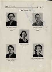 Page 15, 1947 Edition, Hampton High School - Breeze Yearbook (Hampton, NJ) online yearbook collection