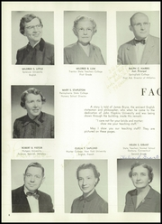Page 10, 1957 Edition, Wardlaw School - Maroon and Gold Yearbook (Plainfield, NJ) online yearbook collection