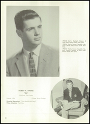 Page 14, 1957 Edition, Wardlaw School - Maroon and Gold Yearbook (Plainfield, NJ) online yearbook collection