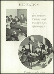 Page 6, 1957 Edition, Wardlaw School - Maroon and Gold Yearbook (Plainfield, NJ) online yearbook collection