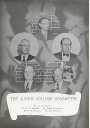 Page 8, 1953 Edition, Colorado State University Pueblo - Tsanti Yearbook (Pueblo, CO) online yearbook collection