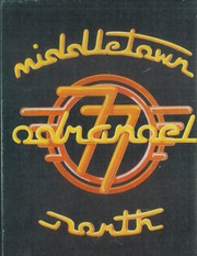 1977 Edition, Middletown High School North - Odranoel Yearbook (Middletown, NJ)