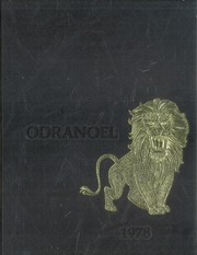 1978 Edition, Middletown High School North - Odranoel Yearbook (Middletown, NJ)