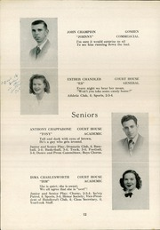 Page 14, 1948 Edition, Middle Township High School - Middletonian Yearbook (Cape May Court House, NJ) online yearbook collection