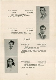 Page 15, 1948 Edition, Middle Township High School - Middletonian Yearbook (Cape May Court House, NJ) online yearbook collection