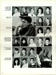 Page 92, 1988 Edition, Middle Township High School - Middletonian Yearbook (Cape May Court House, NJ) online yearbook collection