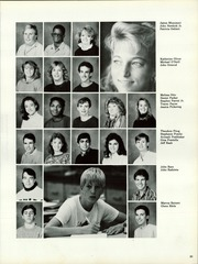 Page 93, 1988 Edition, Middle Township High School - Middletonian Yearbook (Cape May Court House, NJ) online yearbook collection
