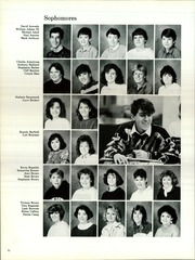 Page 96, 1988 Edition, Middle Township High School - Middletonian Yearbook (Cape May Court House, NJ) online yearbook collection