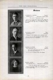 Page 14, 1925 Edition, Middletown Township High School - Odranoel Yearbook (Middletown, NJ) online yearbook collection