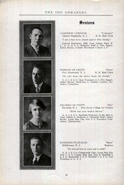 Page 16, 1925 Edition, Middletown Township High School - Odranoel Yearbook (Middletown, NJ) online yearbook collection