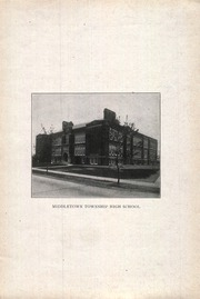 Page 3, 1925 Edition, Middletown Township High School - Odranoel Yearbook (Middletown, NJ) online yearbook collection