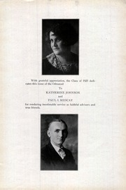 Page 7, 1925 Edition, Middletown Township High School - Odranoel Yearbook (Middletown, NJ) online yearbook collection