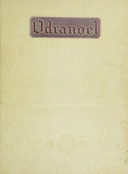 Page 1, 1943 Edition, Middletown Township High School - Odranoel Yearbook (Middletown, NJ) online yearbook collection