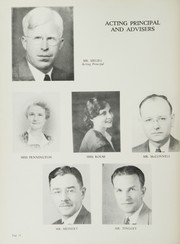Page 16, 1943 Edition, Middletown Township High School - Odranoel Yearbook (Middletown, NJ) online yearbook collection