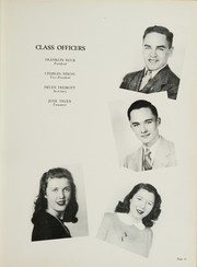 Page 17, 1943 Edition, Middletown Township High School - Odranoel Yearbook (Middletown, NJ) online yearbook collection