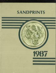1987 Edition, Carl Sandburg Middle School - Sandprints (Old Bridge, NJ)