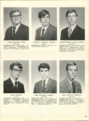 Page 213, 1970 Edition, Christian Brothers Academy - Pegasus Yearbook (Lincroft, NJ) online yearbook collection
