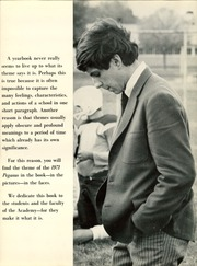 Page 5, 1971 Edition, Christian Brothers Academy - Pegasus Yearbook (Lincroft, NJ) online yearbook collection