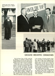 Page 10, 1973 Edition, Christian Brothers Academy - Pegasus Yearbook (Lincroft, NJ) online yearbook collection